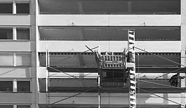 Hervorragend Schreber Gerüstbau - Sicherheit und Kompetenz durch langjähige AO77